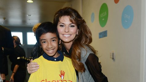 Image courtesy of Shania Kids Can (via ABC News Radio)