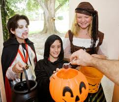 Trick or Treat and Urban Legends