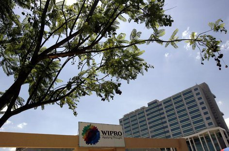 The Wipro campus is seen in Bangalore June 23, 2009. REUTERS/Punit Paranjpe