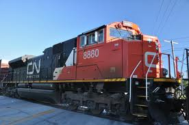 Canadian National Railroad  Photo: Wikipedia