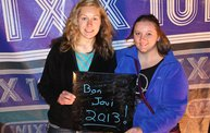 WIXX Photo Booth Shots at Bon Jovi :: 10/22/13 16