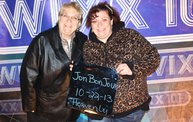 WIXX Photo Booth Shots at Bon Jovi :: 10/22/13 9