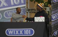 Johnathan Franklin & James Jones :: 1 on 1 with the Boys :: 10/24/13 10