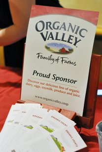 Organic Valley (Photo by: Foodista/Flickr/Creative Commons).