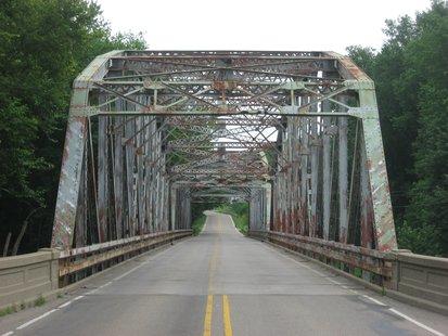 State Road 46 Eel River Bridge