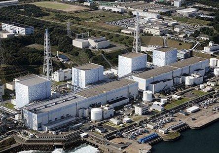Japan's Fukushima nuclear plant undamaged