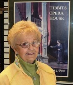 Norma Geishert, 2013 Barton S Tibbits sponsorship patron