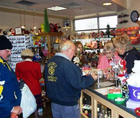 Community Health Center of Branch County Gift Shop Open House