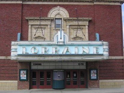 Lorraine Theater Front