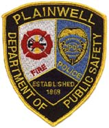 Plainwell Public Safety is investigating.