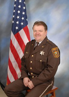 Clay Co. Sheriff Bill Bergquist