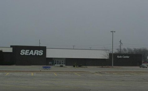 Sears Champaign Market Place Mall
