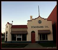 Standard Oil Building, Coldwater, MI