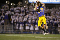SDSU WR Brandon Hubert. Photo Courtesy: South Dakota State University