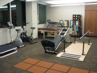 Physical Therapy Center at Marshfield Clinic Stevens Point
