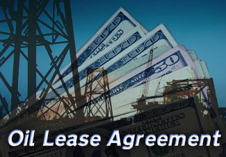 oil lease agreement