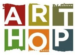 The Art Hop in downtown Kalamazoo.