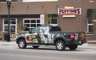 Q106 at Peppino's (10-26-13) 9