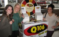 Q106 at Peppino's (10-26-13): Cover Image