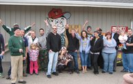 Q106 at Big L Lumber (10-30-13) 1