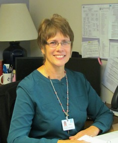 Ronda Webb, Community Health Center of Branch County August 2013 Employee of the Month