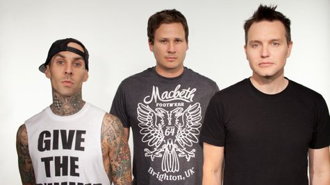 Image courtesy of Courtesy of Blink-182 (via ABC News Radio)