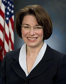 Sen. Amy Klobuchar (D-MN)