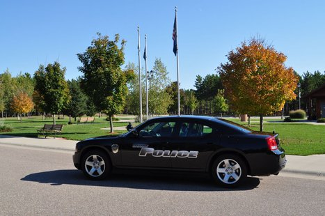 Town of Rome police squad car (Photo by: townofrome.com)