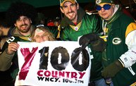 Monday Night Football :: Y100 Tailgate Party & Beyond 1