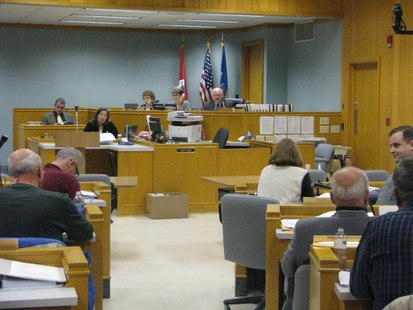 Portage County Board of Supervisors meeting