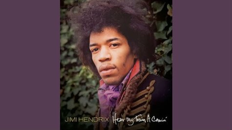 Image courtesy of Experience Hendrix/Legacy Recordings (via ABC News Radio)