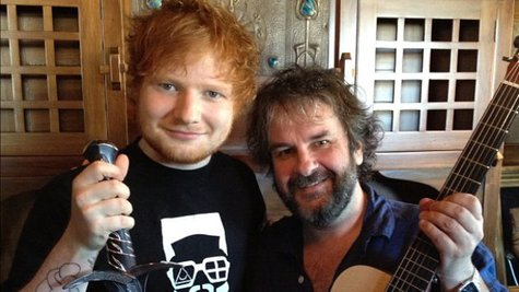 Image courtesy of Image Courtesy Ed Sheeran via Instagram (via ABC News Radio)