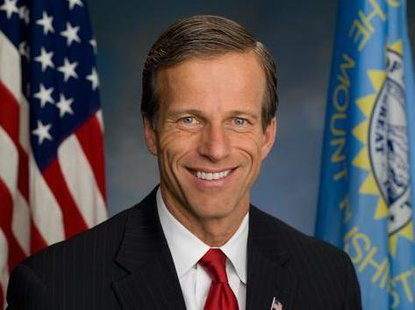 Senator John Thune led a bipartisan group of senators to introduce the Mobile Workforce State Income Tax Simplification Act. (KELO file)