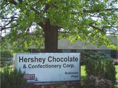 Hershey Sign Robinson