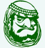 "Coachella Valley High School Mascot (the ""Arab"") - Wikipedia file photo"