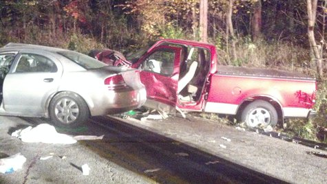 11-07 Seelyville Fatal Accident Scene photo provided by Vigo County Sheriff