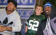 Andrew Quarless & James Jones :: 1 on 1 with the Boys :: 11/7/13 7
