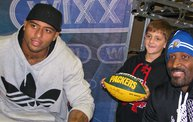 Andrew Quarless & James Jones :: 1 on 1 with the Boys :: 11/7/13 6