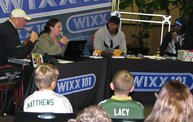 Andrew Quarless & James Jones :: 1 on 1 with the Boys :: 11/7/13 5