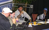 Andrew Quarless & James Jones :: 1 on 1 with the Boys :: 11/7/13 13