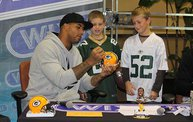 Andrew Quarless & James Jones :: 1 on 1 with the Boys :: 11/7/13 27