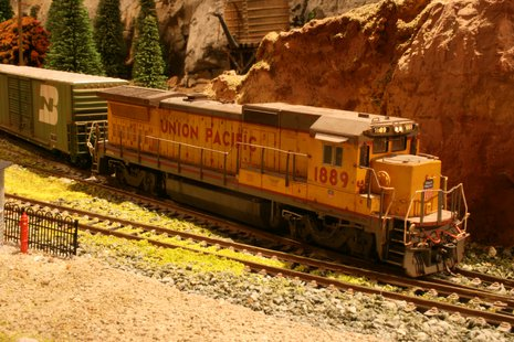 model train file photo