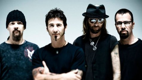 Image courtesy of Facebook.com/Godsmack (via ABC News Radio)