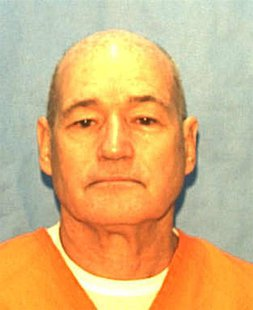 Roy Swafford is pictured in this undated handout photo obtained by Reuters on November 8, 2013. REUTERS/Florida Department of Corrections/Ha