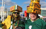 Green & Gold Fan Zone Coverage of the 2013 Season 8