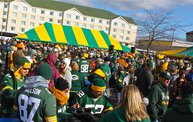 Green & Gold Fan Zone Coverage of the 2013 Season 1