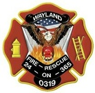Wayland Fire Insignia