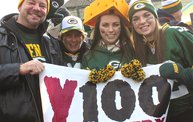 Y100 Tailgate vs. Philadelphia :: Brett Favre's Steakhouse & Beyond 1