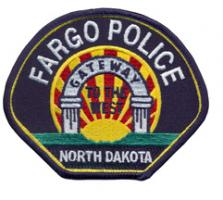 Fargo Police patch