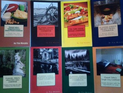 The Flannel John series of cookbooks